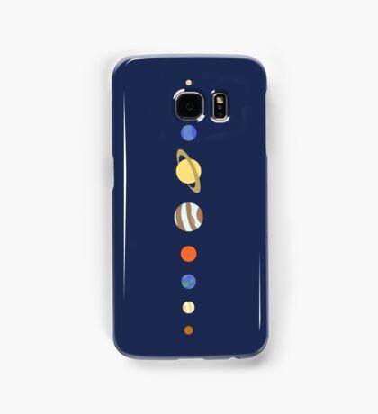 Just Planets Samsung Galaxy Case/Skin