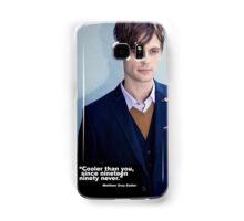 Matthew Grey Gubler Quote Samsung Galaxy Case/Skin
