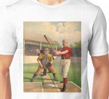 Vintage Baseball Poster Unisex T-Shirt