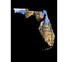 Florida: Disney World Photographic Print