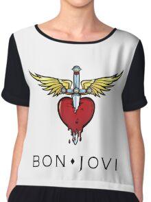 Bon Jovi Chiffon Top