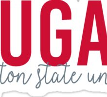 Washington State University - Cougars Sticker