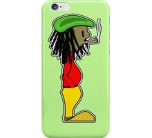 Cool Rastaman iPhone Case/Skin