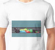 Formula 1 - Benetton B188 Textless   Unisex T-Shirt