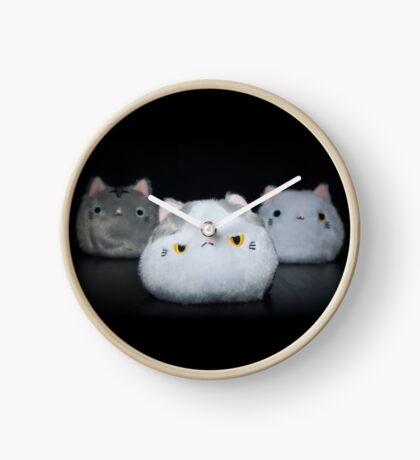Beancat mafia Clock