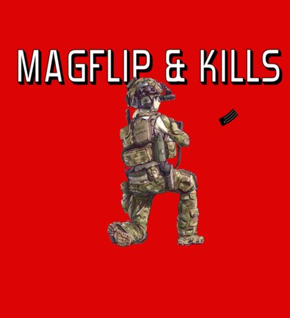 Magflip & Kills Sticker