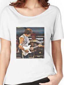 Jeff Beck Women's Relaxed Fit T-Shirt