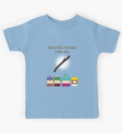 One Stick To Rule Them All Kids Tee