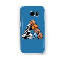 Impossible Blocks Samsung Galaxy Case/Skin
