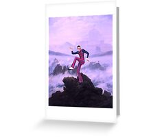 We are number one but it´s Wanderer above the Sea of Fog Greeting Card