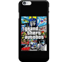 GTA G1 iPhone Case/Skin