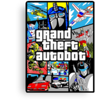 GTA G1 Canvas Print