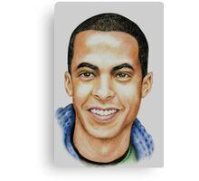 Marvin : JLS Canvas Print