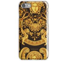 versace iPhone Case/Skin