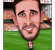 Basham - Sheffield United 2014/15 Season by brendanwilliams