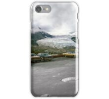 Parking on the Moon iPhone Case/Skin
