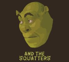And The Squatters T-Shirt