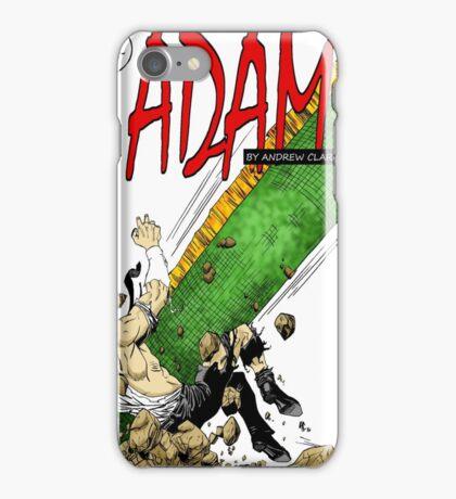 Adam issue 2 cover iPhone Case/Skin