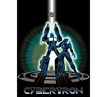 CyberTRON Photographic Print