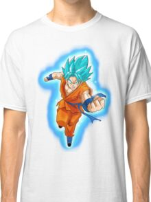 Super Saiyan Blue Goku Classic T-Shirt