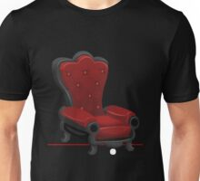 Glitch furniture armchair armchair pimpred Unisex T-Shirt