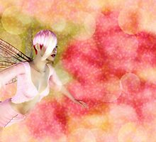 Fairy on Bokeh background by AnnArtshock