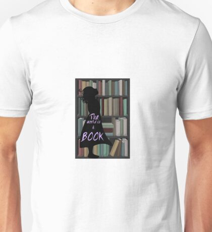 The World is a Book Unisex T-Shirt