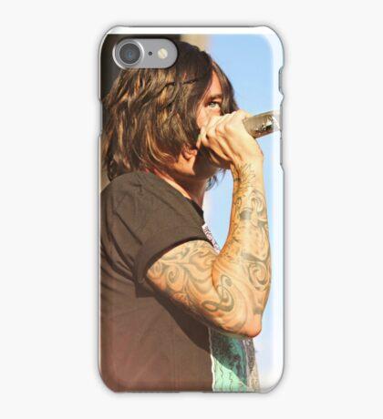 Kellin Quinn Warped Tour iPhone Case/Skin
