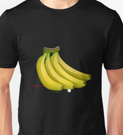 Glitch furniture armchair banana armchair Unisex T-Shirt