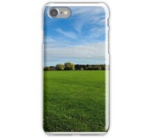 Roding Valley Nature Reserve iPhone Case/Skin