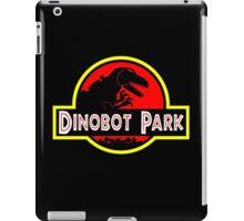 Dinobot Park iPad Case/Skin
