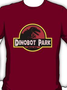 Dinobot Park T-Shirt