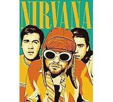 Nirvana Photographic Print