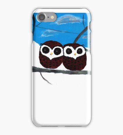 Cute Owls iPhone Case/Skin