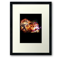 Mortal Kombat Vs Street Fighter Framed Print