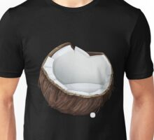 Glitch furniture armchair coconut armchair Unisex T-Shirt