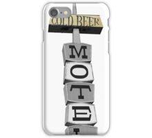 Fifties American Motel iPhone Case/Skin
