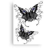 Even More Furious, Even More Flutter Canvas Print