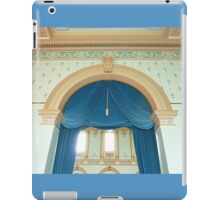 *Elegant doorway - Government House  iPad Case/Skin