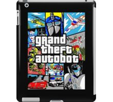 GTA G1 iPad Case/Skin