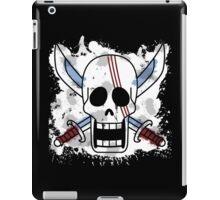 Red Hair Pirates iPad Case/Skin