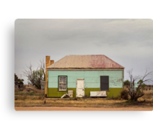 Olary SA Canvas Print