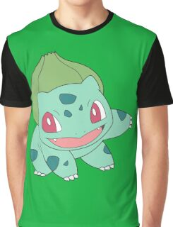 bulbasaur Graphic T-Shirt