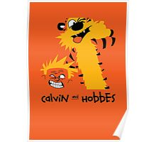 Calvin & Hobbes Poster
