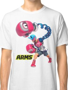 ARMS - Nintendo Switch Boxing Classic T-Shirt