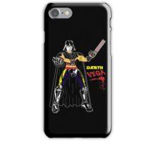 Darth Vega iPhone Case/Skin