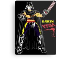 Darth Vega Metal Print