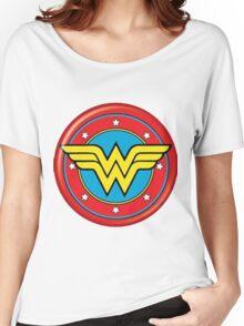 Wonder woman Women's Relaxed Fit T-Shirt