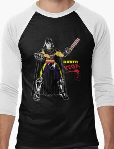 Darth Vega Men's Baseball ¾ T-Shirt
