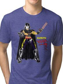 Darth Vega Tri-blend T-Shirt